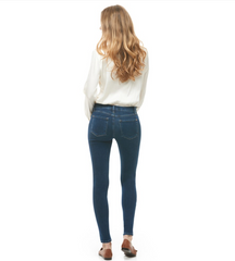 Second Yoga Jeans - Classic Rise Rachel Skinny in Athena