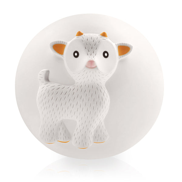CaaOcho - Sola The Goat Teether Ball