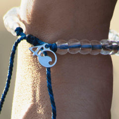 4Ocean - Sperm Whale Bracelet All Things Being Eco Chilliwack Jewellery Store