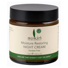 Sukin - Moisture Restoring Night Cream vegan