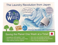 Terra Wash + Mg - Eco Laundry Sachet All Things Being Eco Zero Waste Living Chilliwack Soap Free Laundry