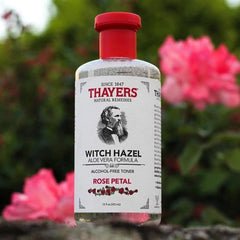 Thayers - Rose Petal Alcohol Free Witch Hazel Facial Toner All Things Being Eco Chilliwack