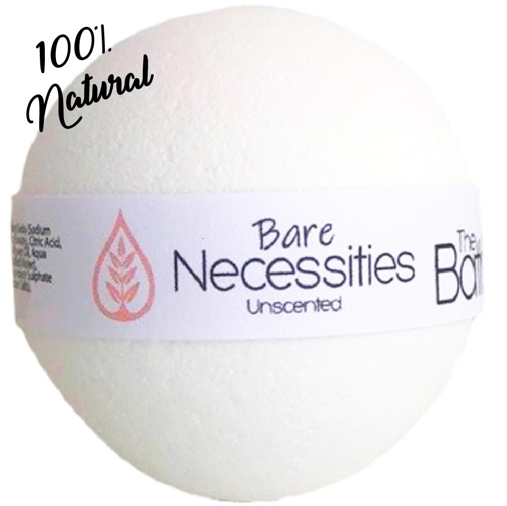 The Bath Bomb Company - Bath Bomb Bare Necessities All Things Being Eco Chilliwack