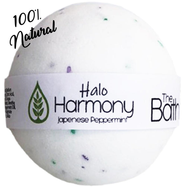 The Bath Bomb Company - Bath Bomb Halo Harmony All Things Being Eco Chilliwack