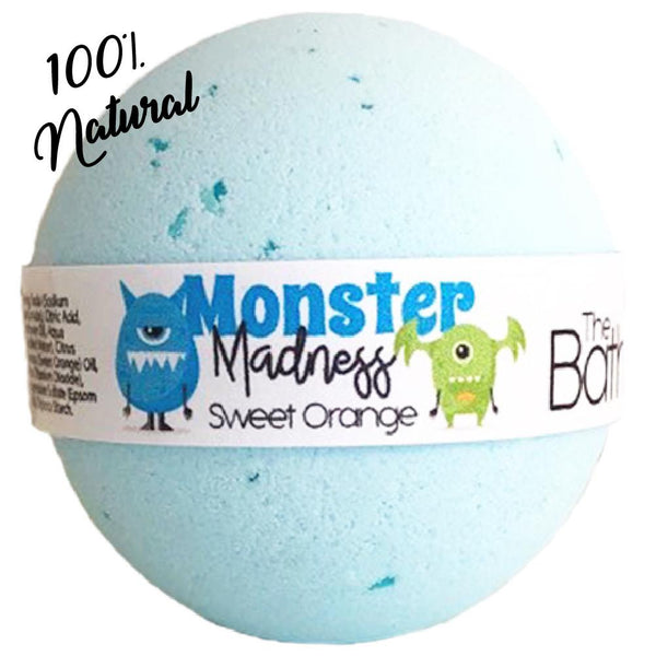 The Bath Bomb Company - Bath Bomb Monster Madness All Things Being Eco Chilliwack