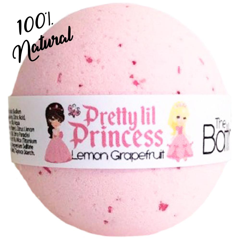 The Bath Bomb Company - Bath Bomb Pretty Lil Princess All Things Being Eco Chilliwack