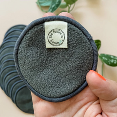 The Future Is Bamboo - Bamboo Charcoal Facial Rounds Refill