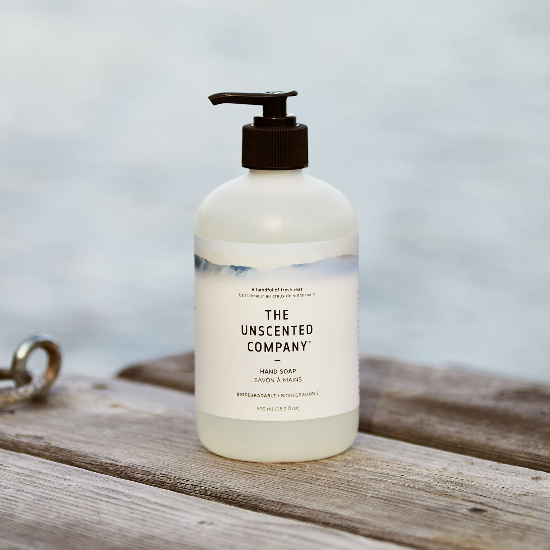 The Unscented Company - Hand Soap (Plastic Bottle) All Things Being Eco Chilliwack