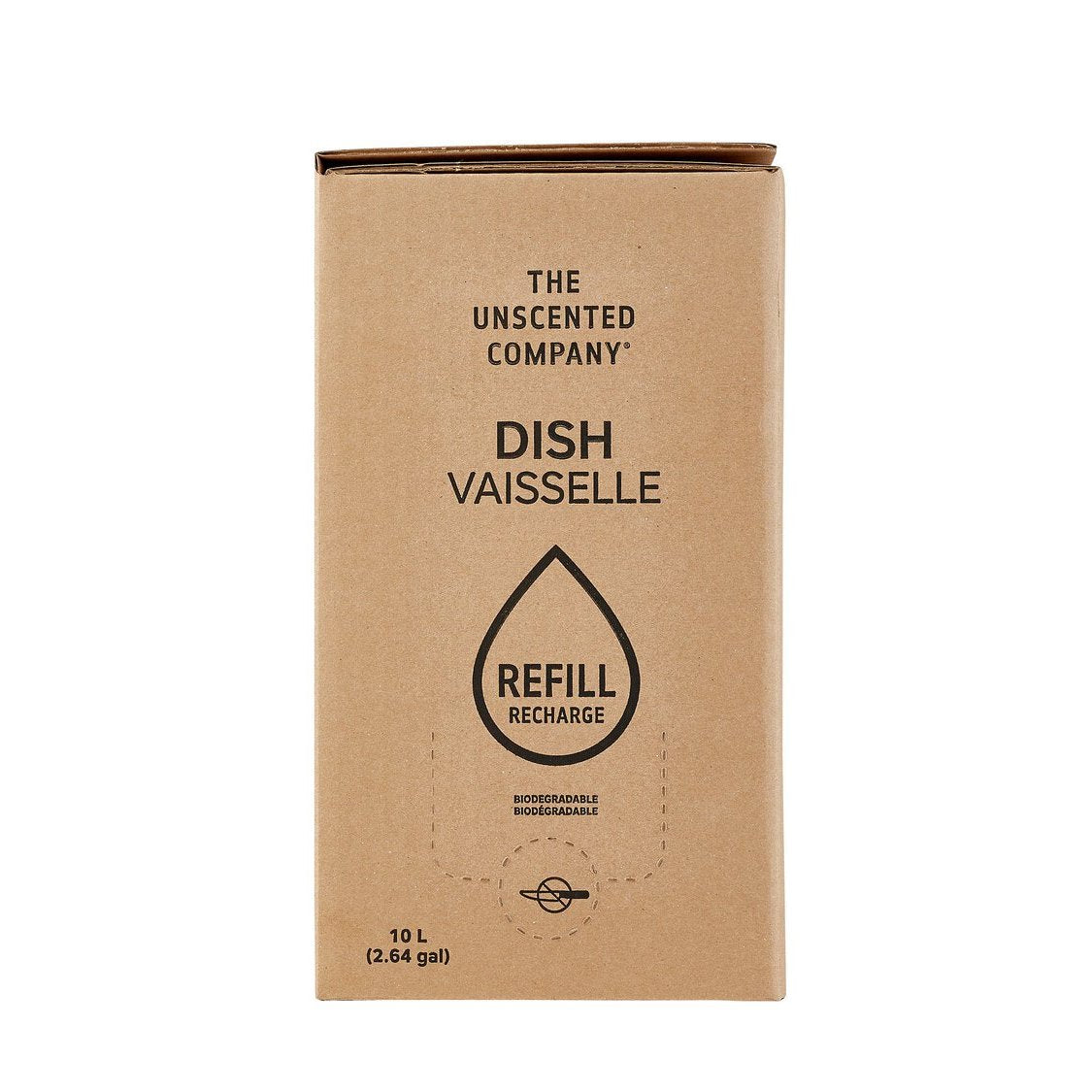 The Unscented Company - Dish Soap Refill