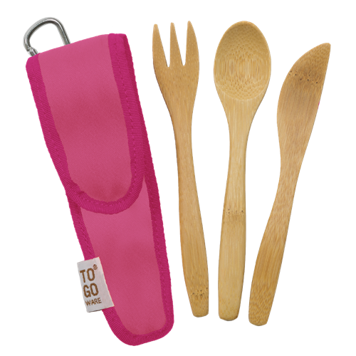 To-Go Ware - Kids Bamboo Utensil Set