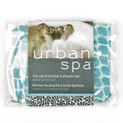 Urban Spa - The Use-it-or-Lose-it Shower Cap