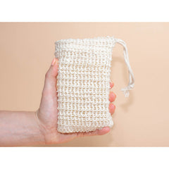 All Things Being Eco - Sisal Soap Saver Sustainable Spa Products All Things Being Eco
