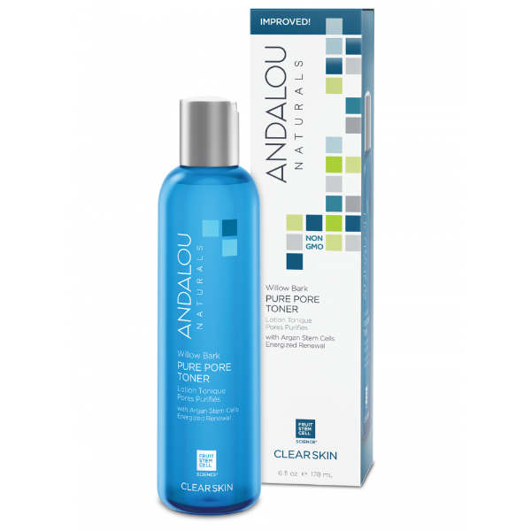 Andalou Naturals - Clarifying - Willow Bark Pure Pore Toner