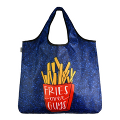 YaYbag Novelty - Reusable Shopping Bag All Things Being Eco Chilliwack Zero Waste Living Store Fries Over Guys