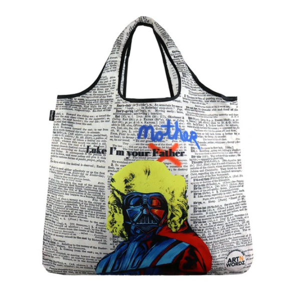 YaYbag Novelty - Reusable Shopping Bag All Things Being Eco Chilliwack Zero Waste Living Store Luke I am Your Father