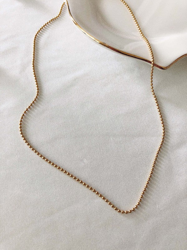 Bella Chain Necklace