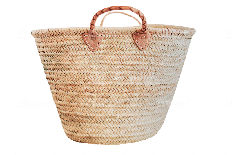 Leif Woven Tote