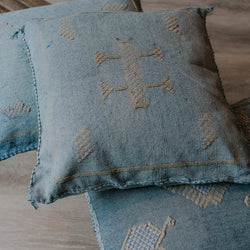 Sabra Pillow | Denim