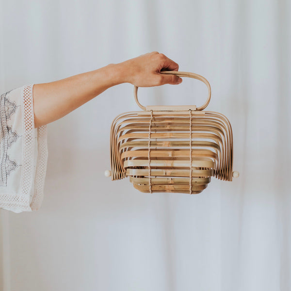 Bamboo Bag | Natural