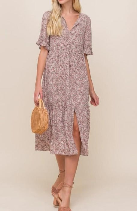 Summer-Peasant-Dress-Easy-Outfit-Spring-with-Ankle-Boots