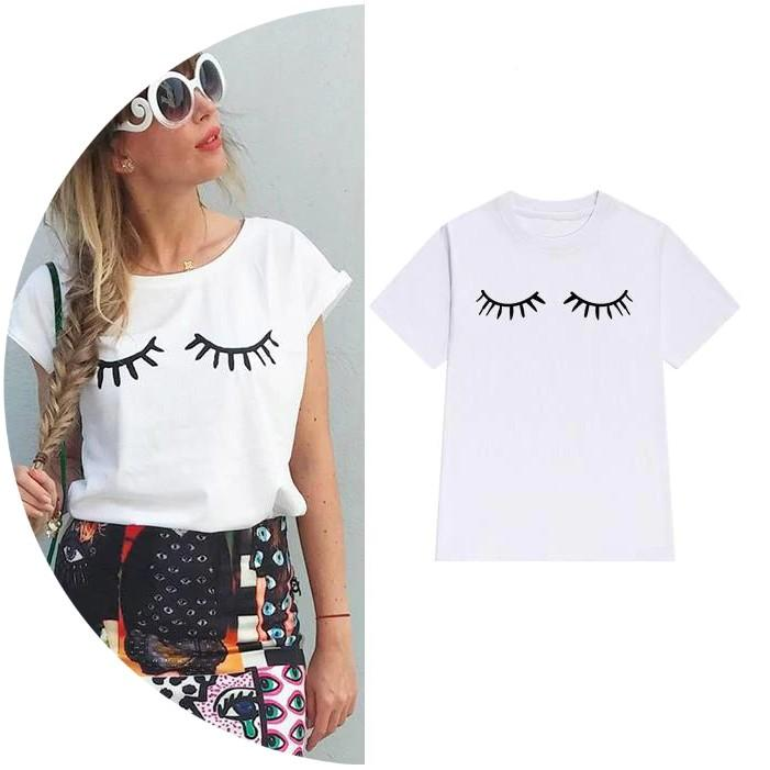 Casual Funny t shirt For Women