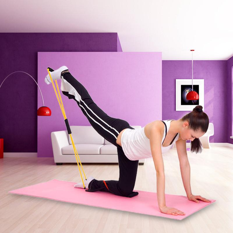 Yoga Pilates Sport Fitness Tension Rope