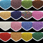 Czech Glass Seed Beads  2mm 1000pcs Jewelry Making