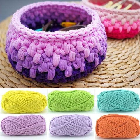 Thick Yarn for Knitting  Crochet  100g