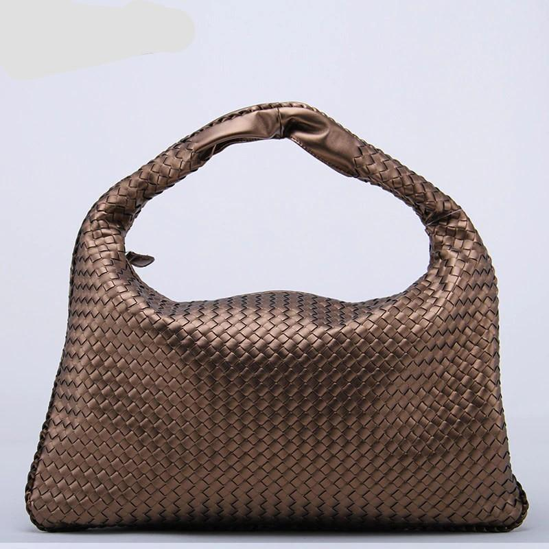 f7b761b836de2 Designer Ladies Woven Faux Leather Handbag – Inspirational Clothing and  Accessories