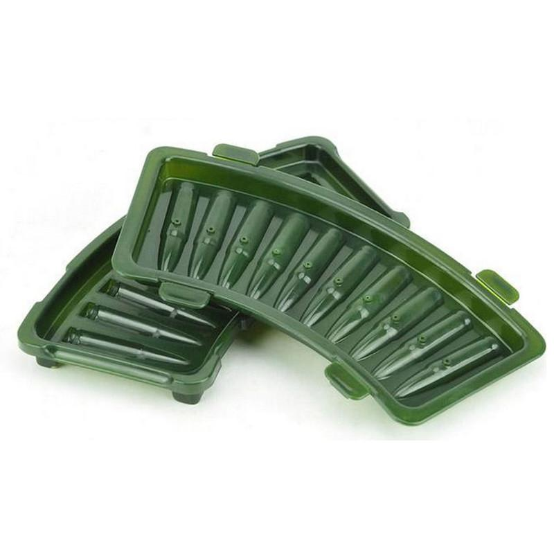 Ice  Cube Tray AK 47 Bullets Shape