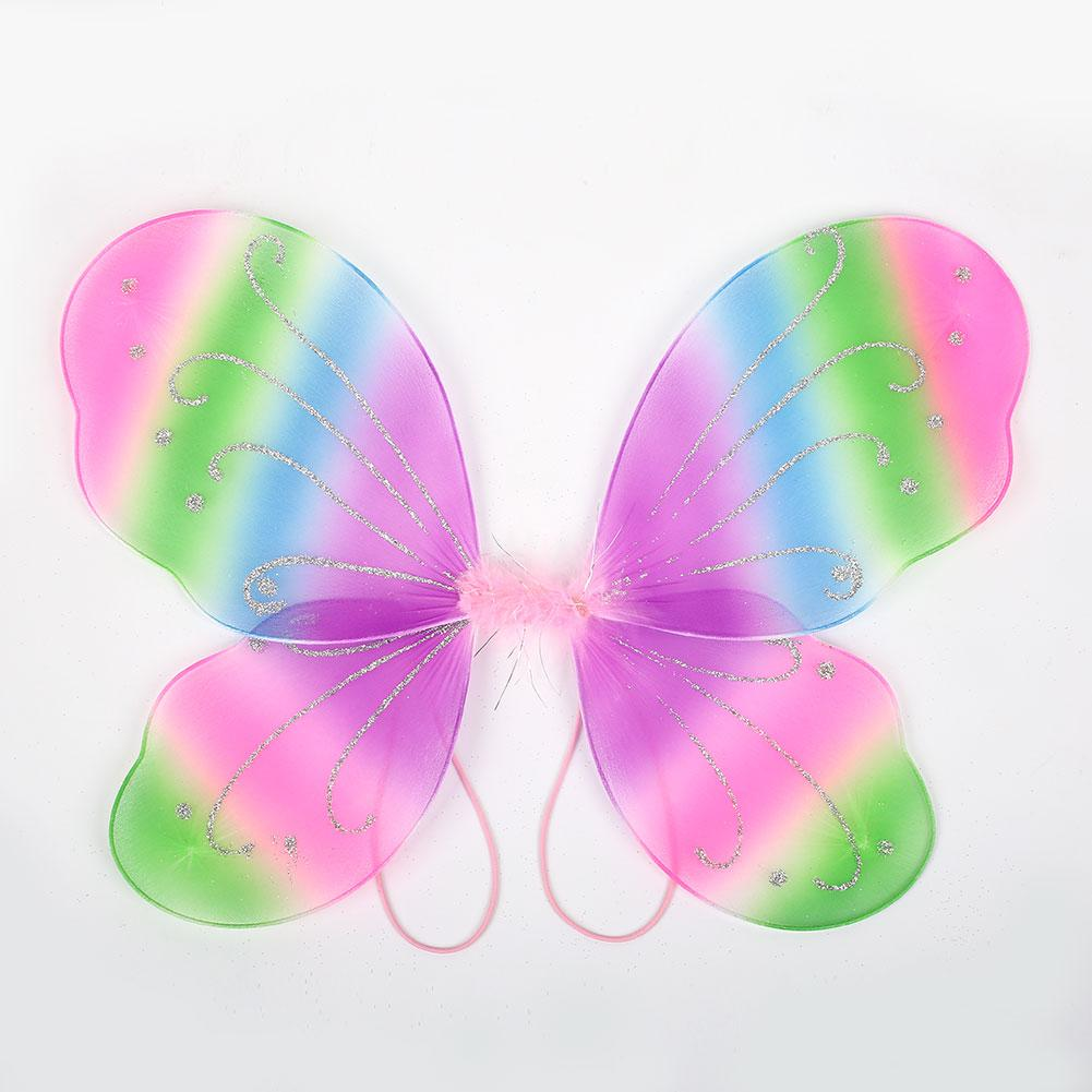 Adult Butterfly Wings Costume 42*31cm Beautiful Elf Fairy Wing
