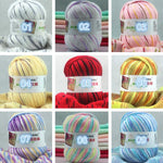 Baby Wool Yarn for Knitting 500g Knit Blanket Thread Crochet Yarn