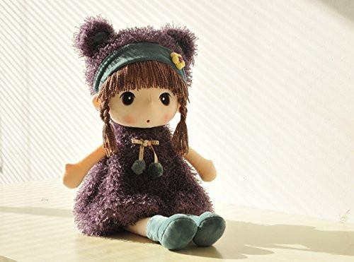 17 inch Stuffed Plush Girl Toy Doll