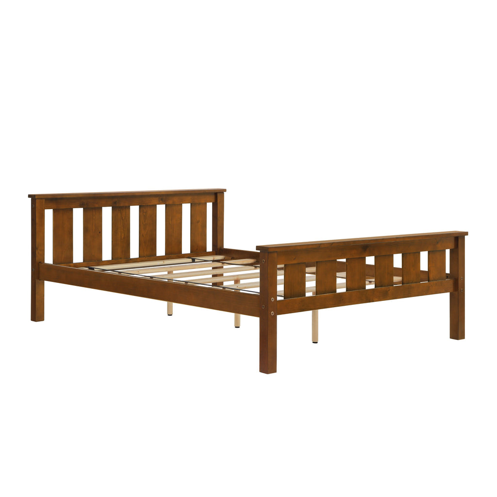 Kids' Beds Better Homes & Gardens Full Size Bed Wooden Frame Finish Espresso