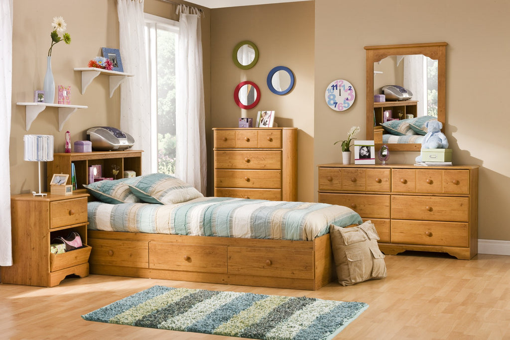 South Shore Little Treasures 6-Drawer Double Dresser by South Shore