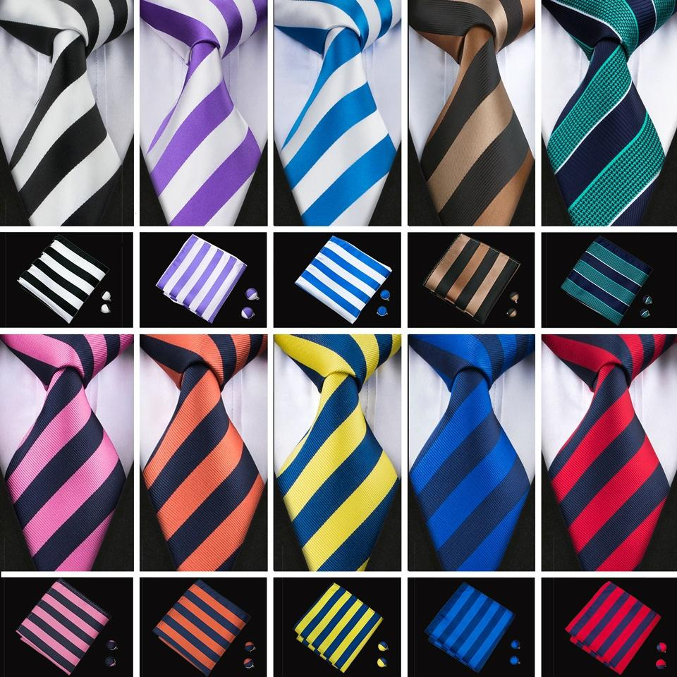 Designer Men's Ties  Cufflinks Set FA-1411