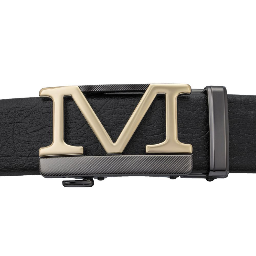 PK-0058 / PT-110 Luxury Cow Leather Designer High Quality Belts for Men