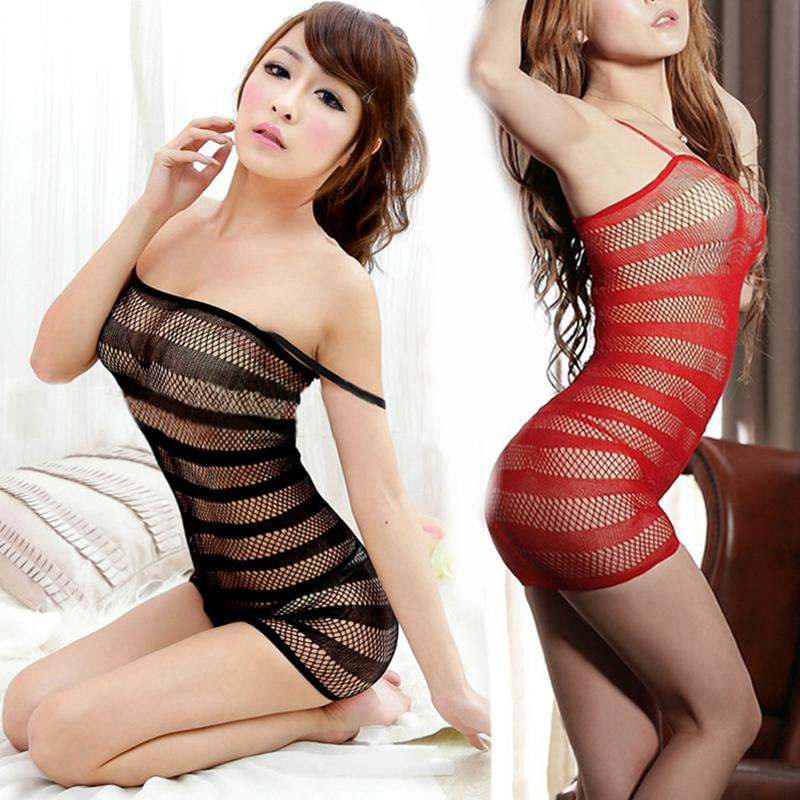 Sexy Lingerie Bodysuit Body Stocking Nightwear