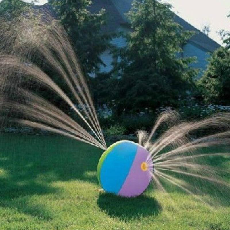 Water Ball Outdoor Inflated Toy  Giant Sprinkler