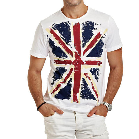 Cotton  Male  Clothing  T-shirts Casual