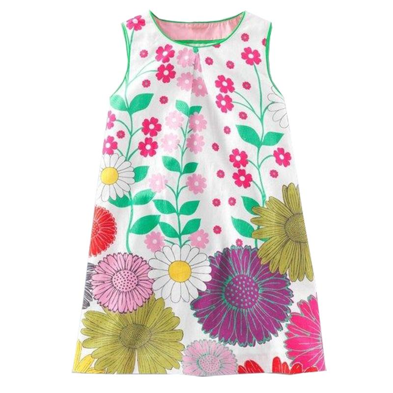 Toddler Girls Summer Dress  Clothing