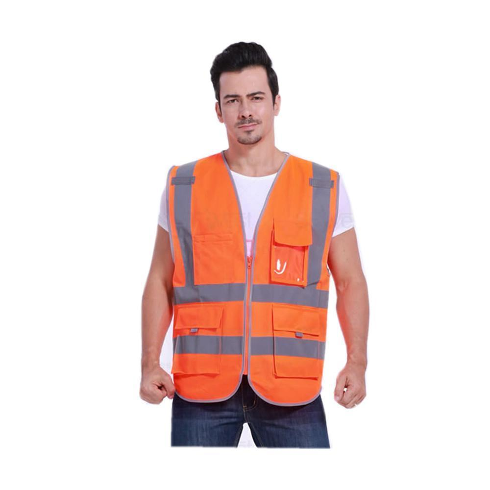 Reflective Vest High Visibility  Outdoor Reflective Safety