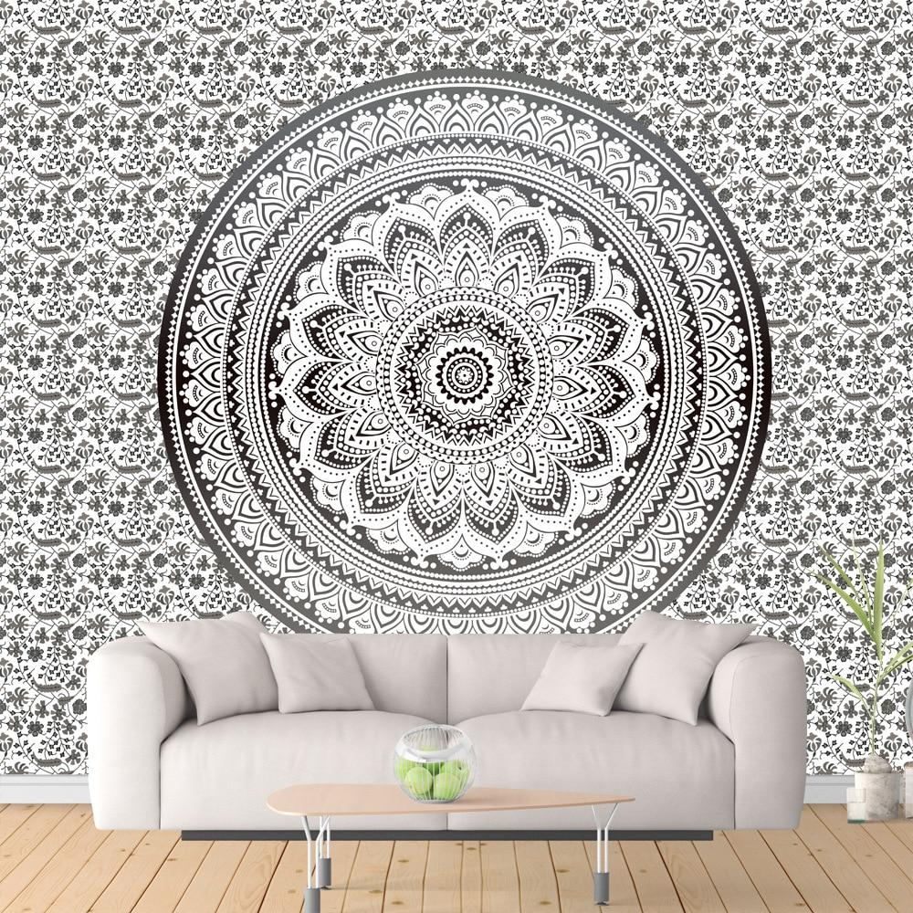 Mandala Tapestry Wall Hanging Home Art Decor