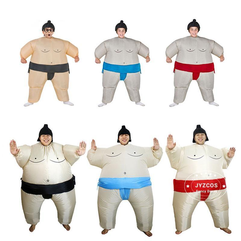 Inflatable Sumo Wrestler  Costume Purim, Halloween