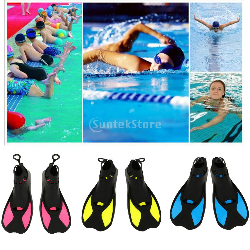 Snorkeling Scuba Diving Swimming Training Flippers