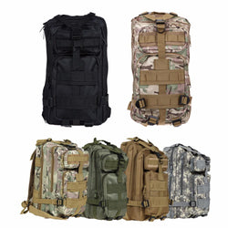Outdoor Army Military Tactical Backpack Trekking Bag
