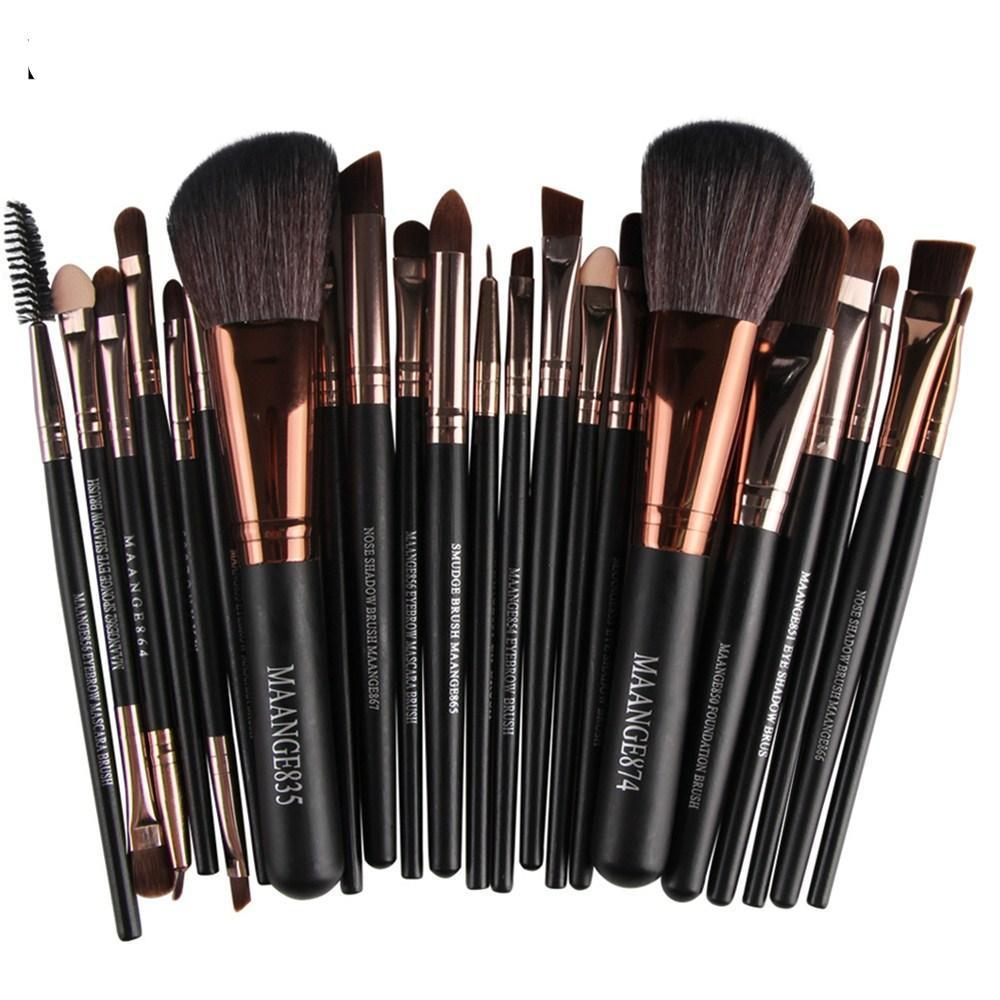 22Pcs Makeup Brushes Set Make Up Brush Tool