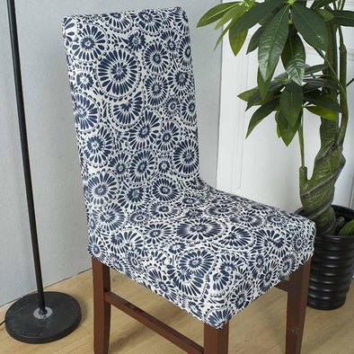 Chair Cover  Stretch Vintage Polyester Seat Covers