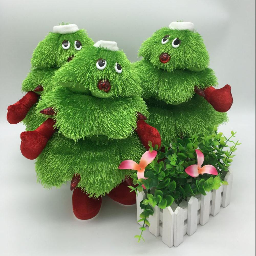 Dancing  Christmas Tree  Light-Up Toys with Music