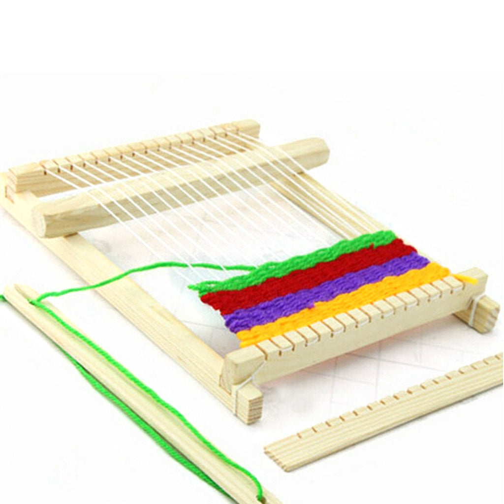 Knitting Weaving Loom  Craft Box  Kids